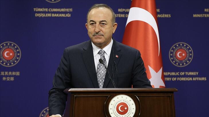 Son dakika: Bakan Çavuşoğlu'ndan önemli açıklamalar