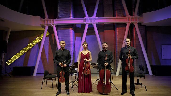 Borusan Sanat çevrimiçi konserlere devam ediyor