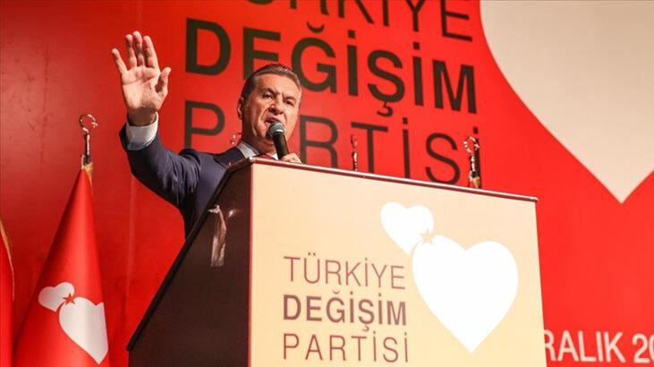 Mustafa Sarıgül: 1 Haziran'a kadar örgütlenmeyi tamamlayacağız