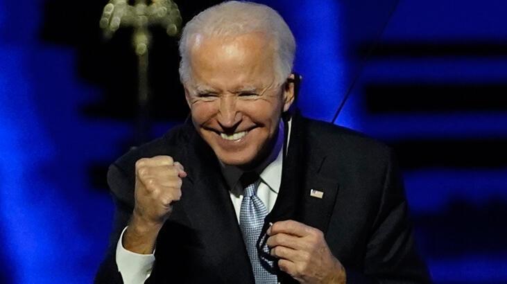 ABD Genelkurmay Başkanlığı, Biden'ı duyurdu!