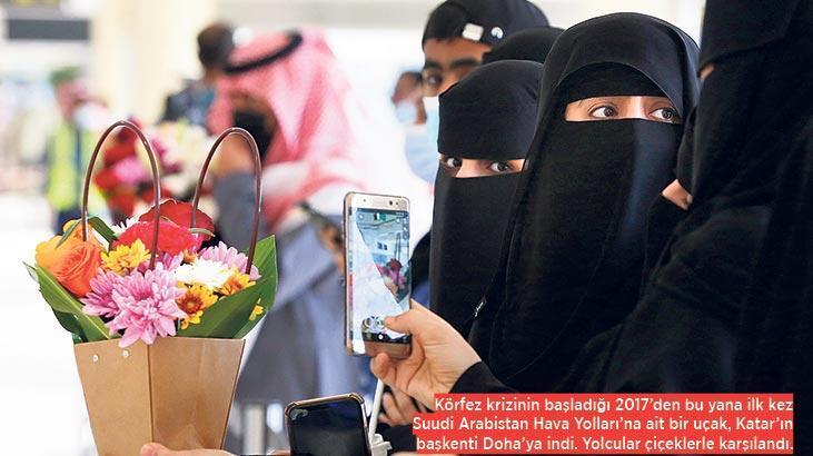 Katar'dan Suudi Arabistan için arabuluculuk mesajı