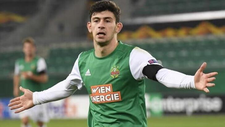 Rapid Wien, Yusuf Demir'e 10 milyon euro değer biçti!