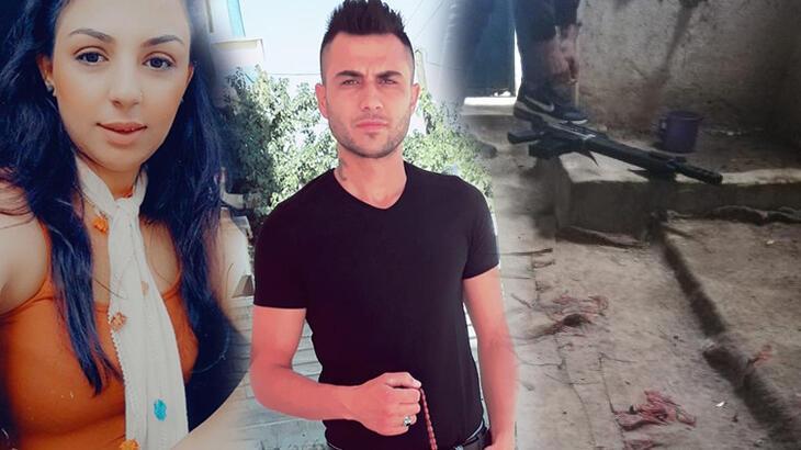 Eşinin tüfekli saldırı öncesi fotoğrafını çektiği kocaya 15 yıl hapis!
