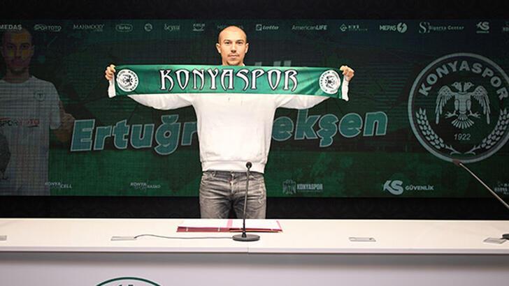 Son dakika   Konyaspor, Ertuğrul Tekşen ve Diomande ile sözleşme imzaladı