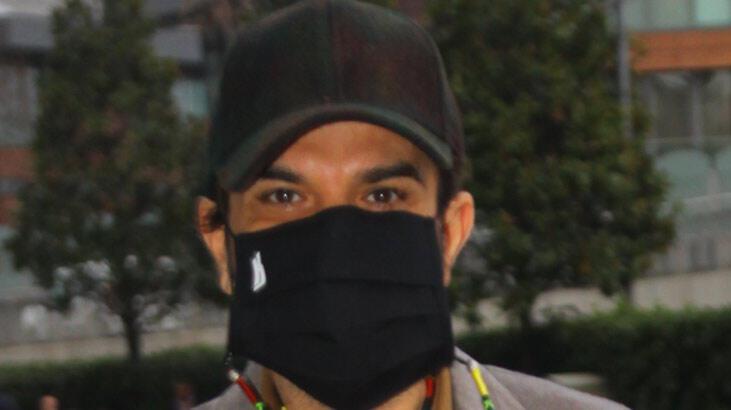 Kenan Doğlu'nun maskesi dikkat çekti