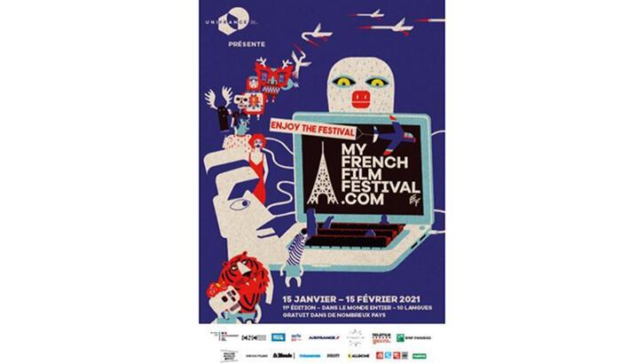 My French Film Festival başlıyor