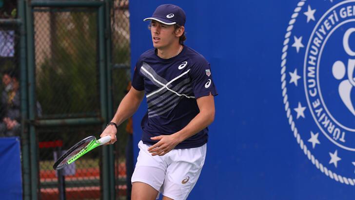 Antalya Açık'ta şampiyon Alex De Minaur