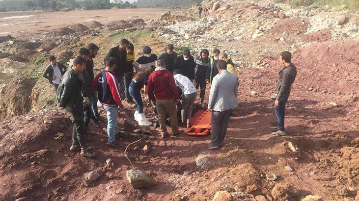 Son dakika... Kocaeli'de toprağa gömülen kişi kabus dolu anlar yaşadı