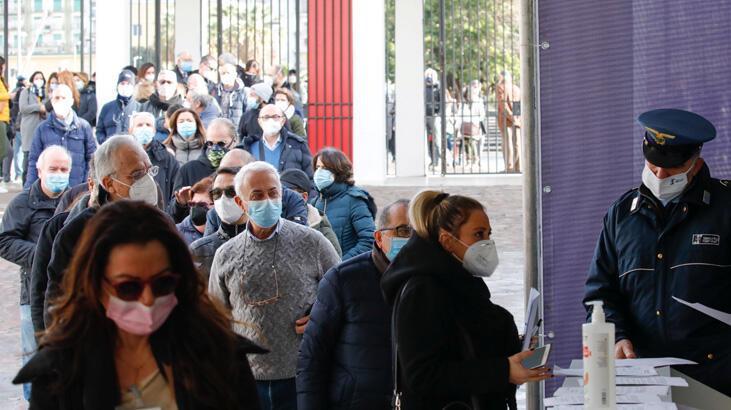İtalya koronavirüs OHAL'ini uzatıyor