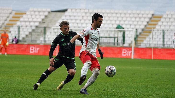 Konyaspor-Gaziantep FK: 2-1