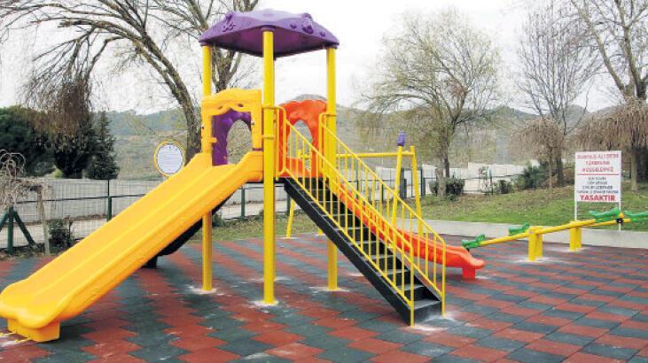 Bayraklı'ya 2 yeni park