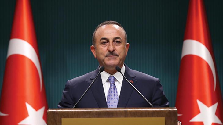 Son dakika... Üç ülke anlaştı! Bakan Çavuşoğlu'ndan flaş açıklama