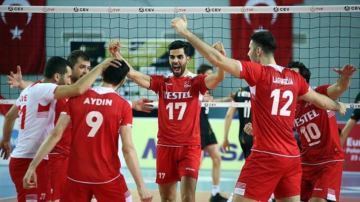 Türkiye -Kuzey Makedonya: 3-1