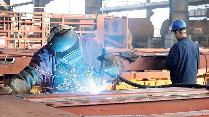 Sanayi üretimi fırladı: Yüzde 11