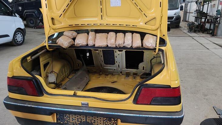 4 milyon liralık uyuşturucuyu 5 bin TL'ye taşırken yakalandı!