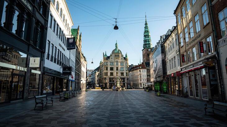 Danimarka'da hızla yayılan B117 koronavirüs paniği