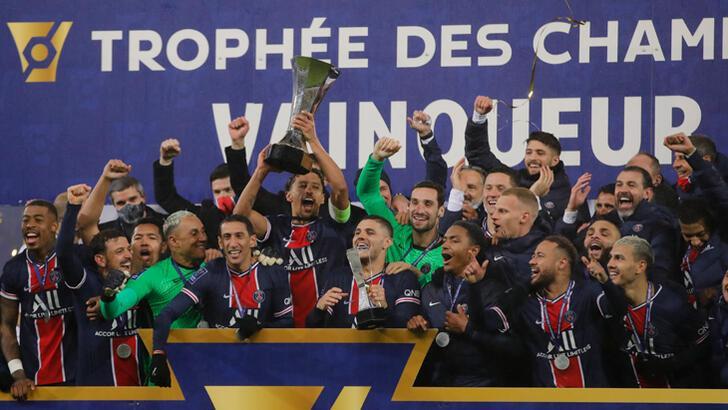 Fransa Süper Kupası PSG'nin