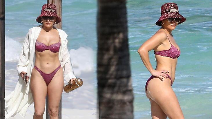 Jennifer Lopez'in formda görüntüsünün sırrı!