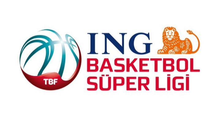 ING Basketbol Süper Ligi'nde 17. haftanın programı