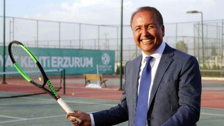"""Türkiye Tenis Federasyonu Başkanı Durmuş: """"Antalya Açık çok başarılı geçti"""""""