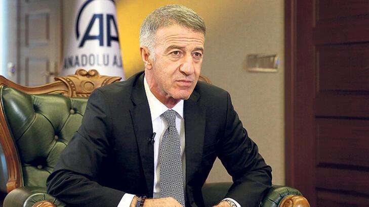 """Trabzonspor Başkanı Ağaoğlu: """"O, Trabzonspor'umuz için öncü ve güçlü bir figürdü"""""""
