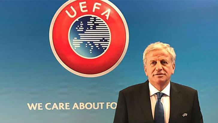 Servet Yardımcı, UEFA Yönetim Kurulu üyeliğine yeniden aday