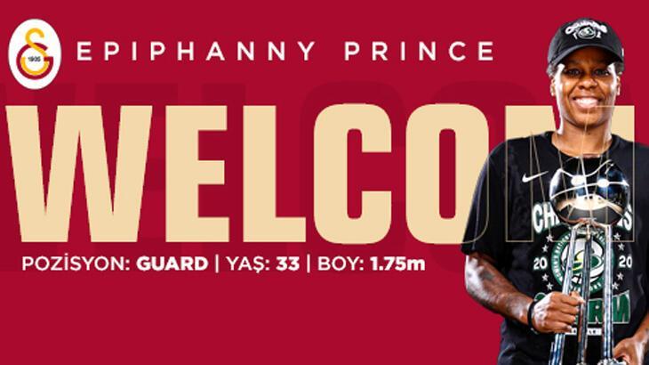 Son dakika | Epiphanny Prince Galatasaray'da!