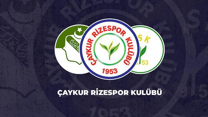 Son dakika- Çaykur Rizespor'da 1 futbolcunun koronavirüs testi pozitif çıktı!