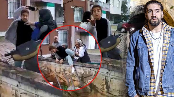 Sokak hayvanlarını besleyen üniversite öğrencisine saldırı!