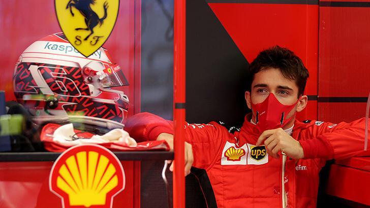 Formula 1 pilotu Charles Leclerc koronavirüse yakalandı