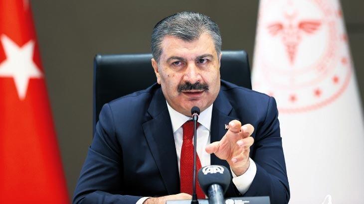 Son dakika... Sağlık Bakanı Koca'dan siyasi parti liderlerine 'aşı' daveti