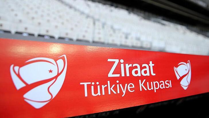 Ziraat Türkiye Kupası'nda çeyrek finalistler belli oldu! Seribaşı takımlar...