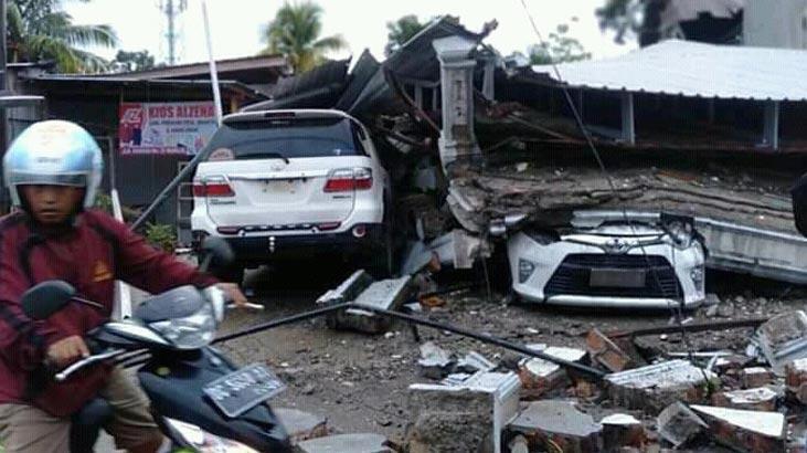 6.2'lik deprem! Çok sayıda ölü ve yaralı var