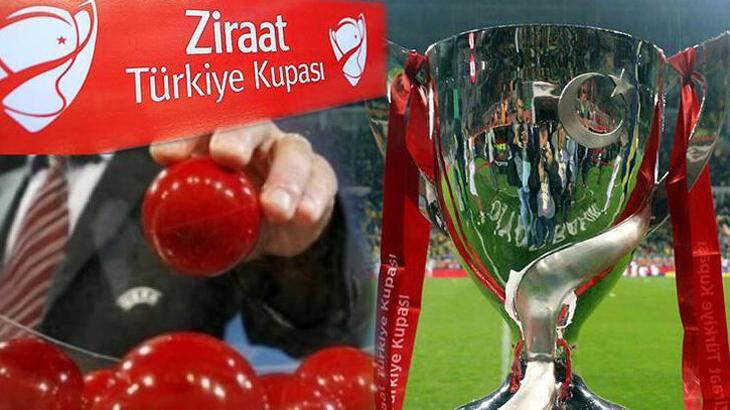 Son Dakika: Türkiye Kupası'nda çeyrek ve yarı final eşleşmeleri belli oldu! İşte çeyrek final eşleşmeleri...