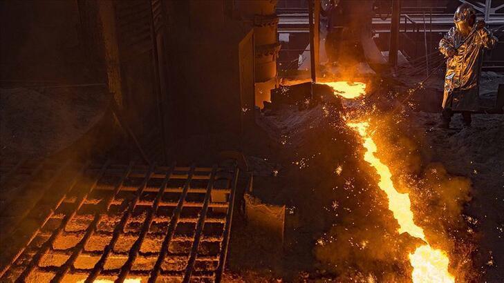 Çelik sektörü 2020'de 12,7 milyar dolarlık ihracat yaptı