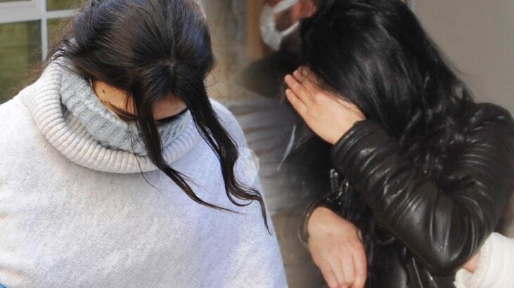 Son dakika.... Altın Kızlar'dan 1 milyon liralık hırsızlık