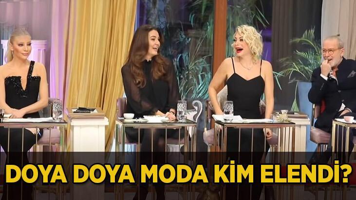 Doya Doya Moda kim elendi 15 Ocak? Doya Doya Moda haftanın finalinde...