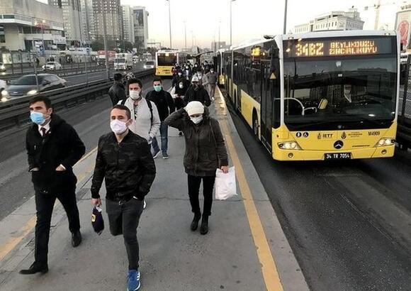 20 Yaş altı - 65 yaş üstü toplu taşıma yasağı saatleri ne zaman başlıyor, ne zaman kalkacak? 20 Yaş altı - 65 yaş üstü cezası ne kadar, taksiye binebilir mi?