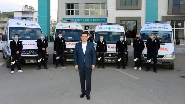 Kepez Tıp Merkezi'nden 41 bin ilçe sakinine hizmet