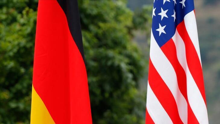 Almanya, ABD ile Kuzey Akım 2'nin geleceğini görüşmek istiyor