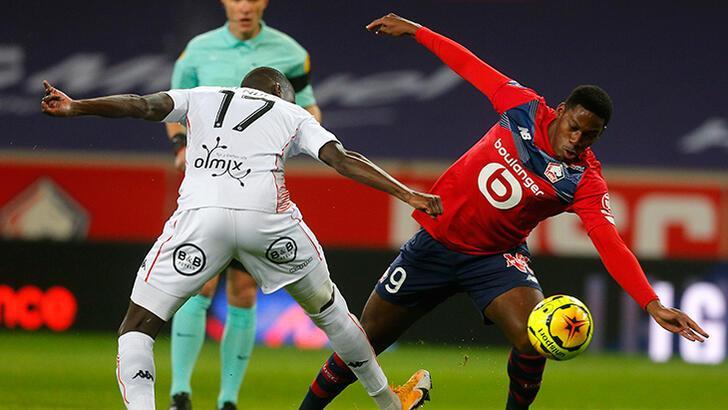 Ligue 1'de Lorient-Dijon maçına koronavirüs engeli