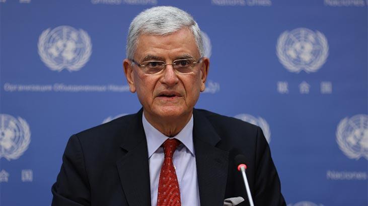 BM Genel Kurul Başkanı Bozkır'dan aşı açıklaması