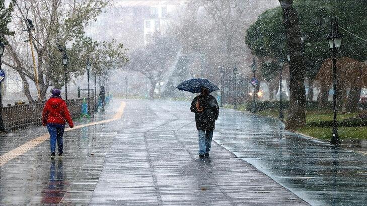 İstanbul'a kar ne zaman yağacak? Bu gece kar yağacak mı?