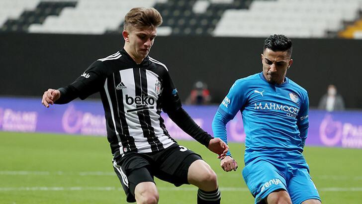 Son dakika - Beşiktaş'ta Rıdvan Yılmaz ilk 11'e dönüyor