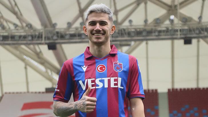 Son dakika - Trabzonspor'da Berat Özdemir heyecanı