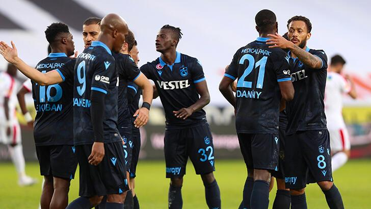 Son dakika - Trabzonspor'un rakibi Antalyaspor! Muhtemel 11'ler...