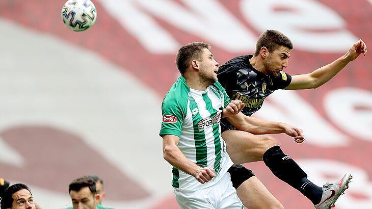 Konyaspor - Göztepe: 2-3