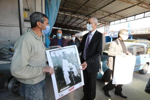 Başkan Tarhan'dan esnafa sanayi sitesi çağrısı