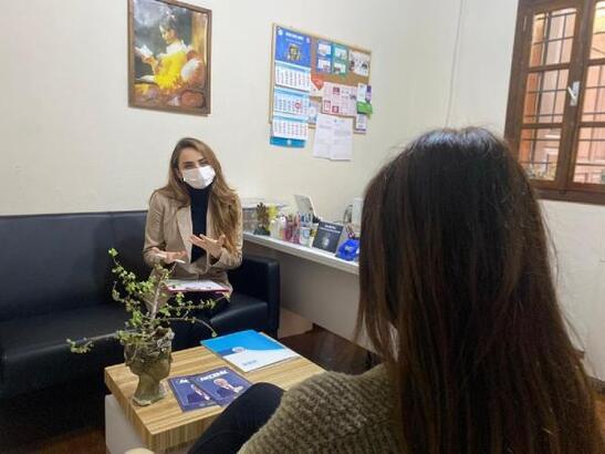 Akdeniz Belediyesi'nden 'Psikolojik danışmanlık' hizmeti