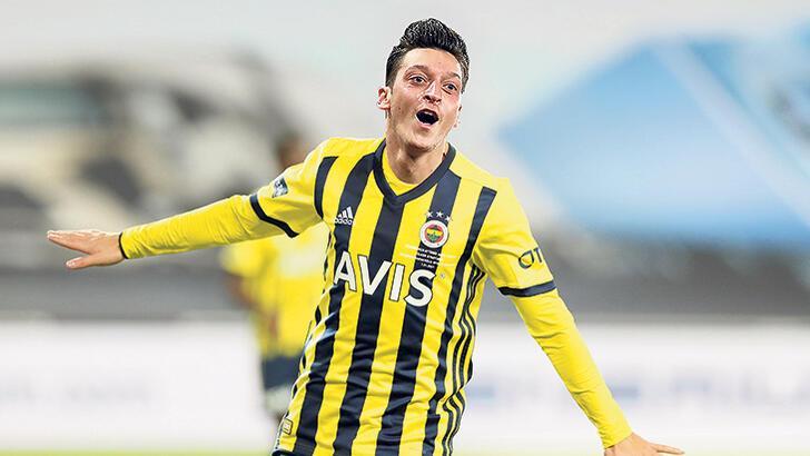 Son dakika - Fenerbahçe Mesut Özil transferini bitirdi! Özel uçakla geliyor...